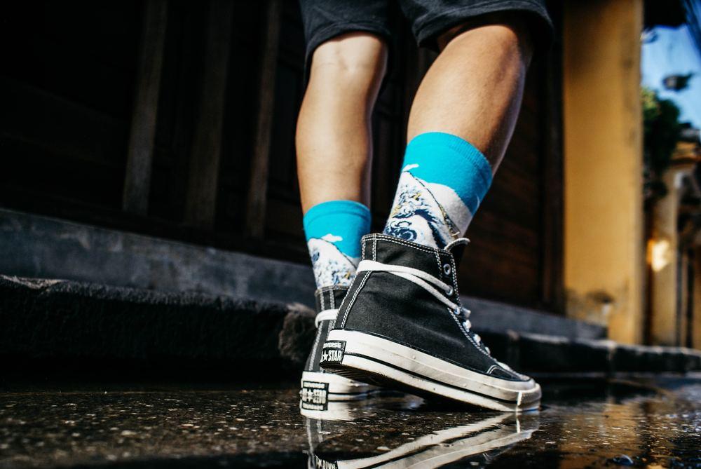 Det är viktigt att hitta bra skor som passar