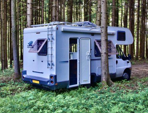 Mobilt hem för nya upplevelser